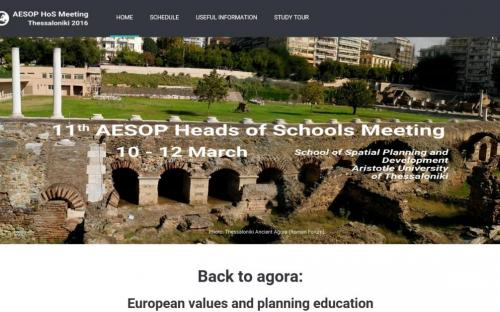 Thessaloniki 10-12 March 2016