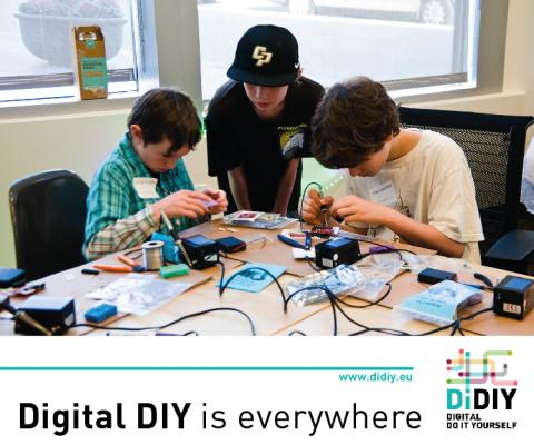 Digital Do-It-Yourself (DiDIY)